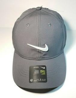 2019 Nike Golf Legacy 91 TOUR HAT Swoosh Cap Hat Unisex gray