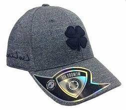 2019 Black Clover Lucky Heather Hat Mens Fitted Cap - Denim