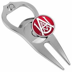 Hat Trick Openers 5-in-1 Golf Divot Tool, Alabama A and M Un