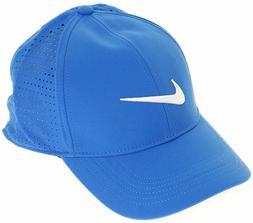 Adult Nike Golf Aerobill Legacy 91 Adjustable Hat Cap Blue W