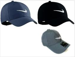 Adult Nike Golf Legacy 91 Dri Fit Tech Logo Adjustable Cap H
