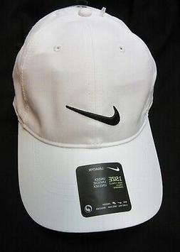Adult Nike Golf Legacy 91 Dri Fit Tech Logo Adjustable Cap H