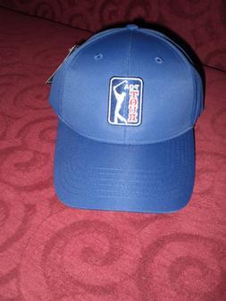 AHEAD PGA Tour Golf Hat  BLUE NWT