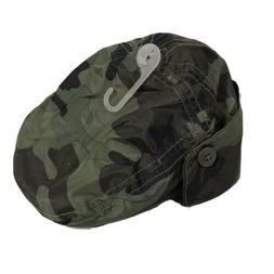 Baby Gap Boys Hat XS S Camo Golf Green Lightweight Cap Paper