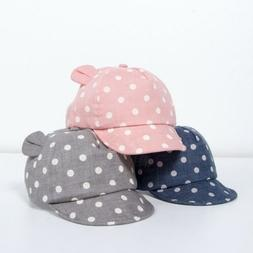 Baby Sun Hat Summer Beach Cute Hat Boy Girl Toddler Kids New
