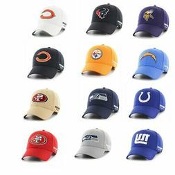 Bridgestone Golf NFL Cap Hat '47 Adjustable MVP Structured O