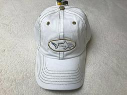 Greg Norman Collection The Shark Embroidered Golf Hat Adjust