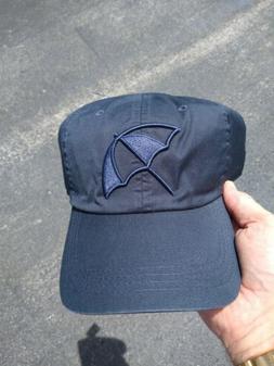 ARNOLD PALMER Dark NAVY BLUE  GOLF CAP / HAT FREE SIZE  BRAN