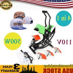 Digital Golf Hat Cap Heat Press Machine Heat Transfer Machin