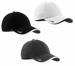 Nike Dri-FIT Swoosh Perforated Hat Mens Adjustable Cap 42946