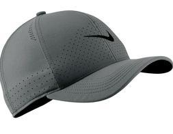 Nike Drifit AeroBill Classic 99 Golf Flex One Size All Gray