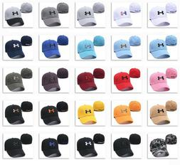 Embroidered Under Armour UA Baseball Cap Outdoor Sport Golf