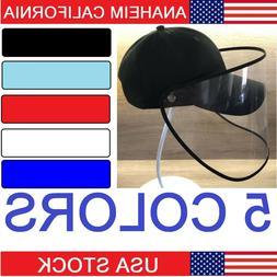 Full Face Cover Hat Golf Cap Protective Sport Sun Shield Sne