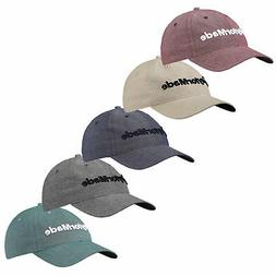 TaylorMade Golf Tradition Lite Heather Adjustable Hat Cap -