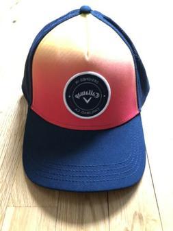 Callaway Golf 2019 Men's Trucker Adjustable Hat/Cap Color:
