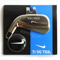 Golf Ball Marker with Magnetic Hat Clip