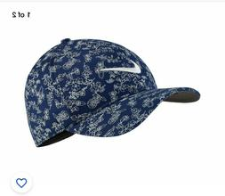 Nike Golf Classic 99 Aerobill Golf Hat Blue Masters Augusta