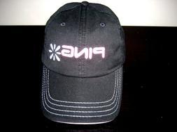 golf equipment womens slouch adjustable logo cap