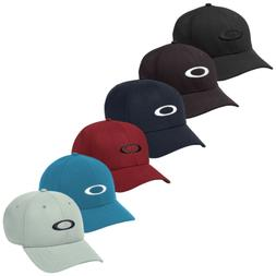 Oakley Golf Mens Ellipse Hat Adjustable Baseball Cap