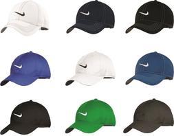 NIKE-GOLF-NEW-Adjustable-Fit-SWOOSH-FRONT-BASEBALL-HAT-CAP-D