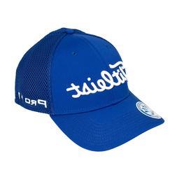 Titleist Golf Sports Mesh Legacy Fitted Cap Hat Headwear Roy