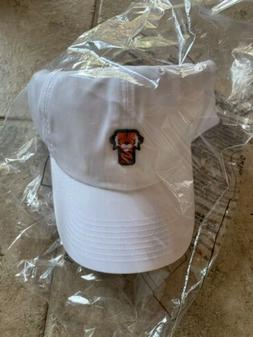 "Nike Golf Tiger Woods ""Frank"" Heritage 86 H86 White Mens Hat"