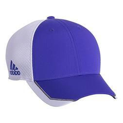 adidas Golf Tour Mesh Front Hit Cap, Night Flash/White, Smal