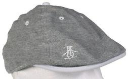 New with Tags, Penguin Grey Cap Munsingwear Golf Style Hat -