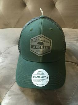 Hat Cap Kodiak Island Alaska Twill & Mesh beach golf ski fis