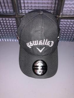 CALLAWAY Hex Black Tour Cap - Authentic Men's Gray PGA Golf