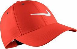 NIKE Kid's Unisex Core Golf Hat/Cap, Habenero Red , One Size