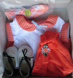 American Girl Kit Kit's Mini Golf Outfit - NIB