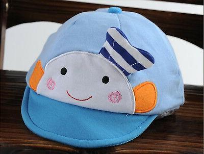 Boy Children Baseball Cap
