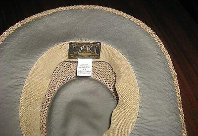 Dorfman Pacific Hat with Band S/M