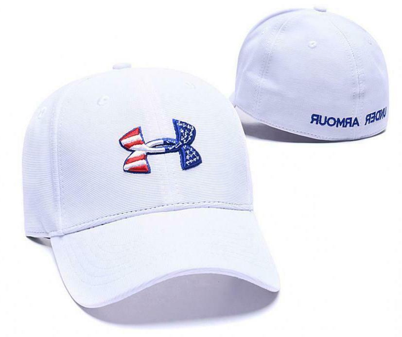Embroidered Under Armour Baseball Cap Sport Golf Hat Unisex Women