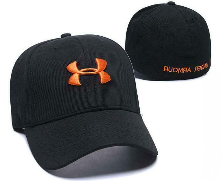 Embroidered Under Baseball Sport Golf Hat Unisex Women