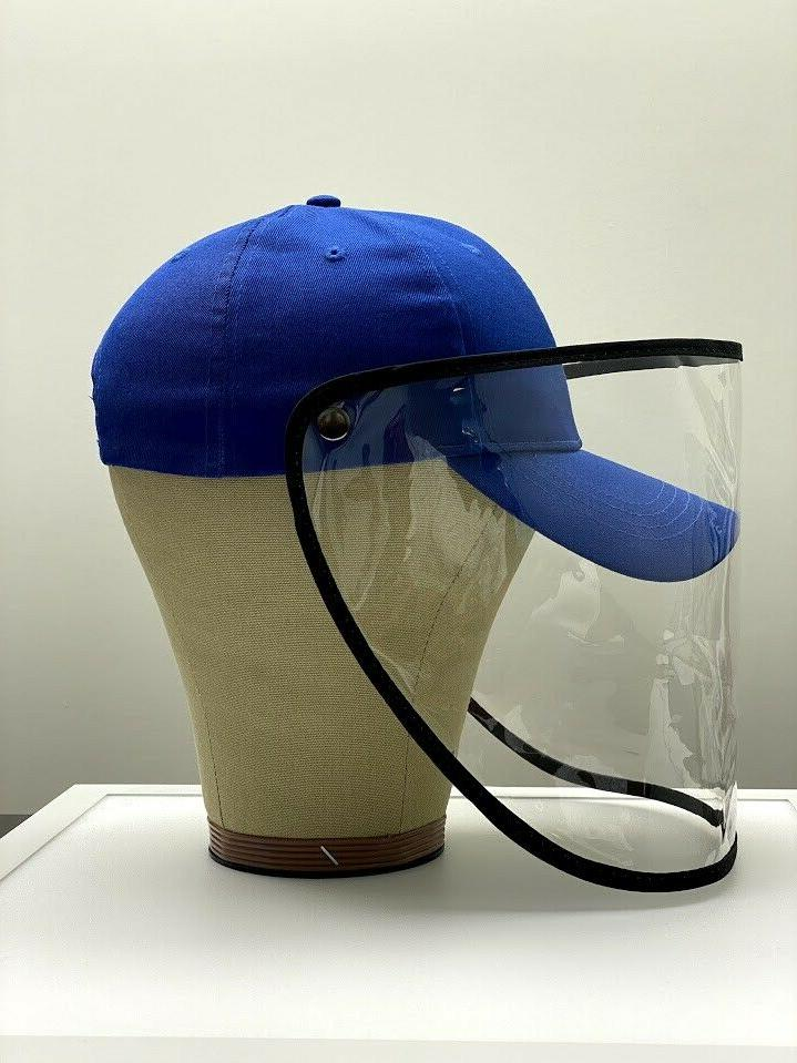 Full Cover Golf Cap Sun Visor