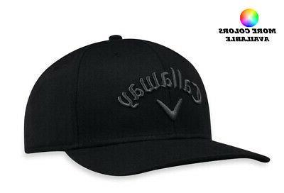 golf 2018 high crown adjustable cap hat