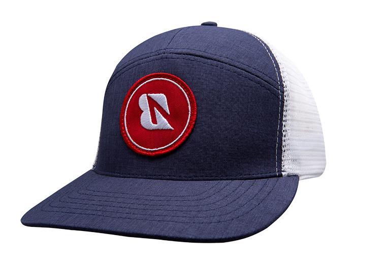 golf 2020 7 panel adjustable snapback hat