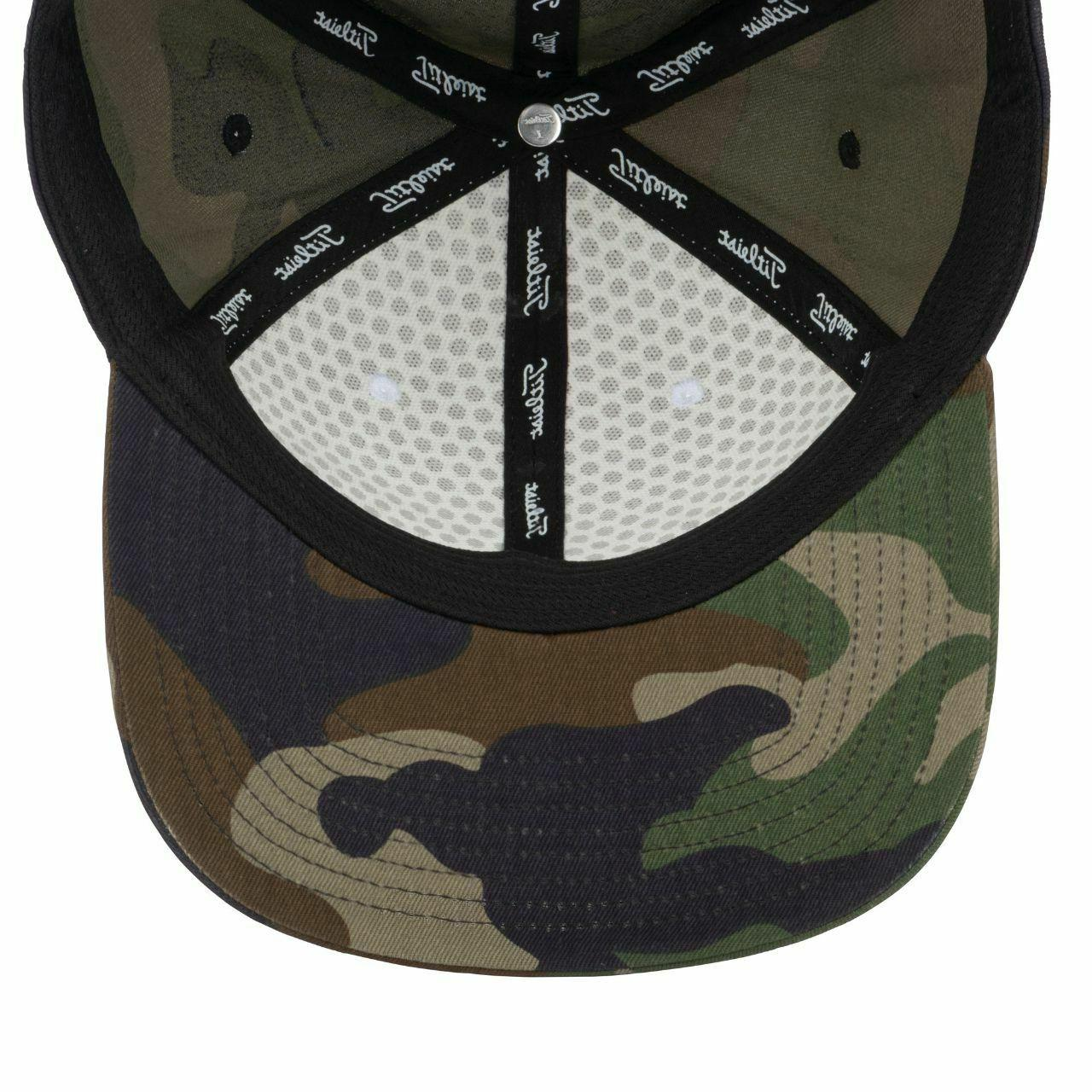 Titleist Woodland Camo Semi Curve Hat Limited Edition