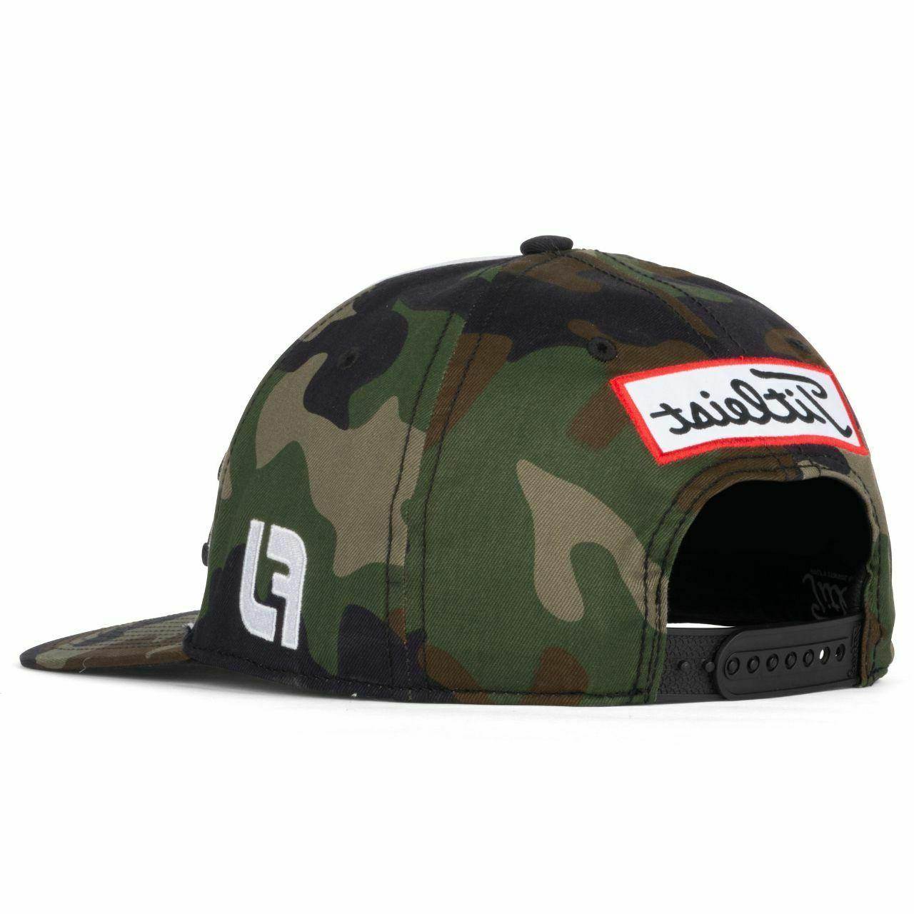 Titleist Golf Woodland Camo Hat Limited