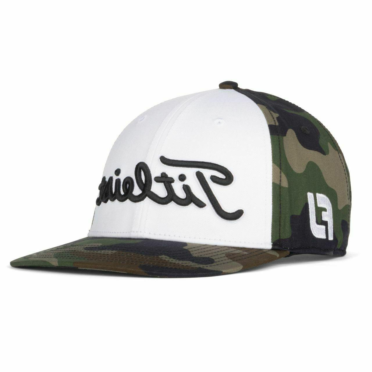 Titleist Golf Camo Curve Hat