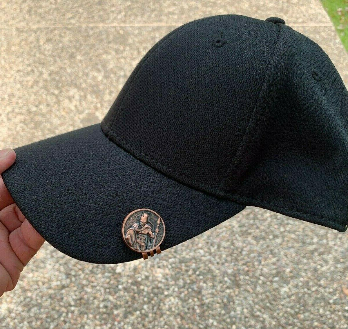 Golf - Hat - Metal - -