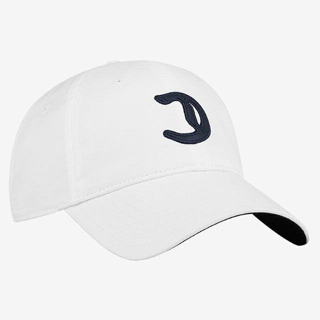 golf c collection adjustable cap hat white