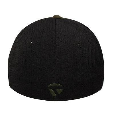 TaylorMade Golf Cage Fitted Hat NEW