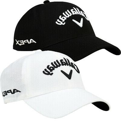 golf tour authentic seamless fitted cap hat