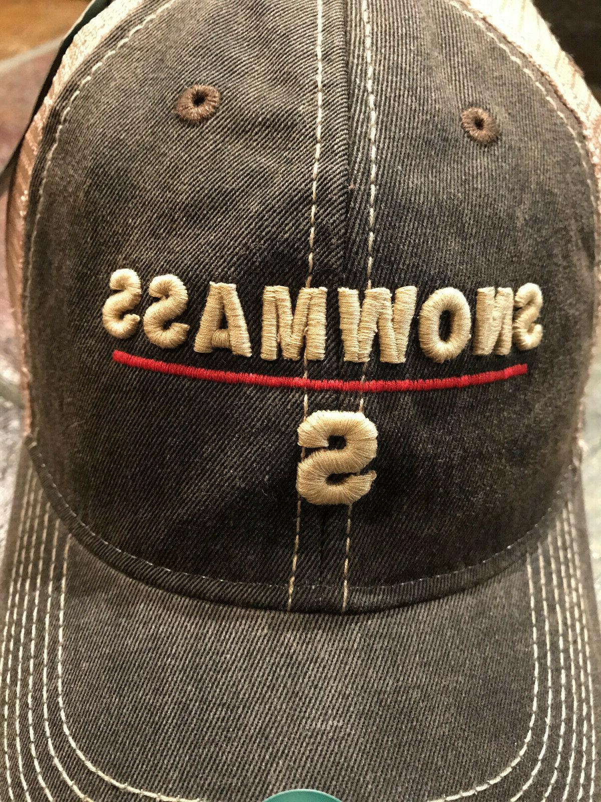 Hat Snowmass relaxed Vintage hike ski