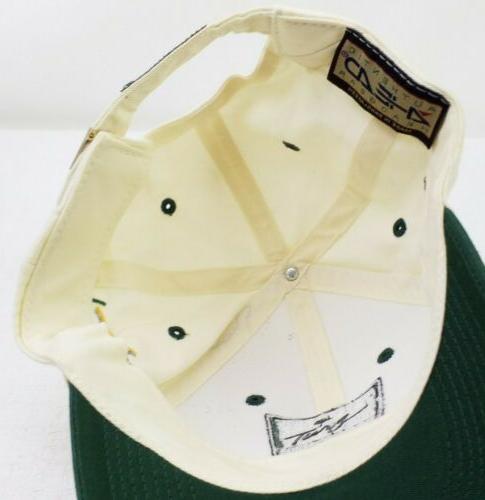 John Tour Hat Strapback Ahead Headgear NWT