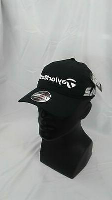 Men's TaylorMade Golf 2017 LiteTech Tour Adjustable Hat Blac