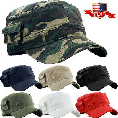 military hat army cadet patrol castro cap